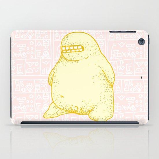 Golden Boy iPad Case