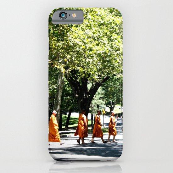 Monks iPhone & iPod Case