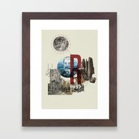 The Great Purge  Framed Art Print