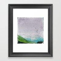 landscape3 Framed Art Print