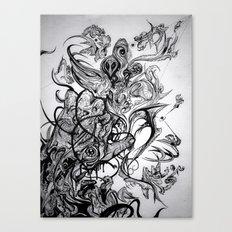 Higher Canvas Print