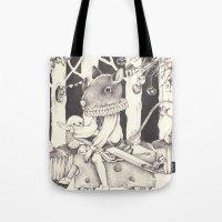 Sally Forth Tote Bag