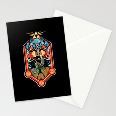 Epic Triforce of the Gods Stationery Cards