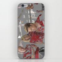 Burn after reading iPhone & iPod Skin