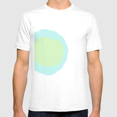 chloe Mens Fitted Tee SMALL White