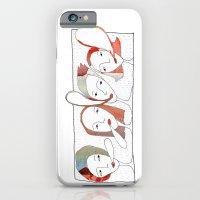 iPhone & iPod Case featuring Le Quattro Grazie by Sara Ci