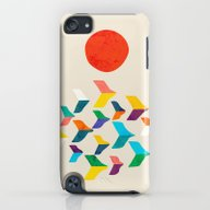 Great Bird Migration iPod touch Slim Case