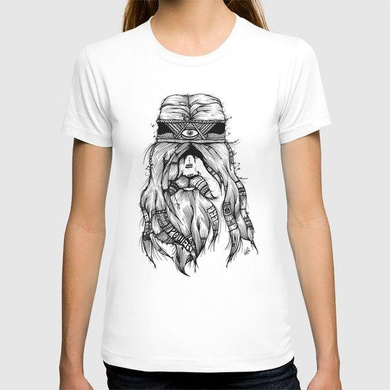 Feel, Peace, Love & Power T-shirt