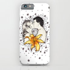 Love is like a Flower... Slim Case iPhone 6s