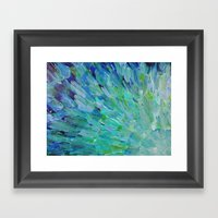 SEA SCALES - Beautiful O… Framed Art Print