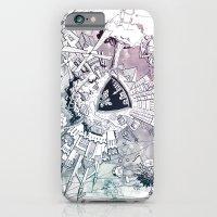 Universe in Progress iPhone 6 Slim Case