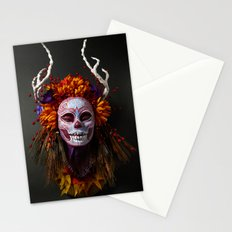 Autumn Muertita Front Stationery Cards