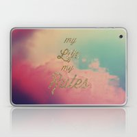 My Life My Rules Laptop & iPad Skin