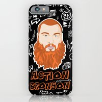 Action Bronson Portrait iPhone 6 Slim Case