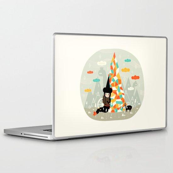 Those magical days... Laptop & iPad Skin
