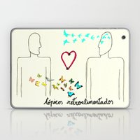 Tópicos Retroalimentado… Laptop & iPad Skin