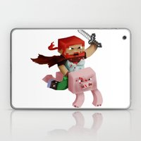 Minecraft Avatar H00j0 Laptop & iPad Skin
