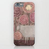 Sleeping Beauty iPhone 6 Slim Case