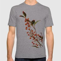 A Fruitful Life Mens Fitted Tee Athletic Grey SMALL