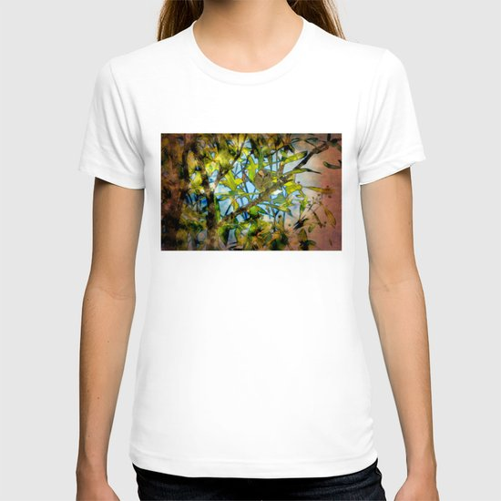 Bird in a tree T-shirt