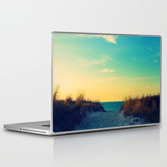 Walk in Love Laptop & iPad Skin