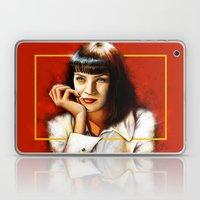 Mia Thurman Laptop & iPad Skin