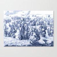 Naval Conquest Canvas Print