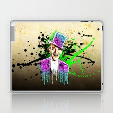 Fred Astaire, new steps.  Laptop & iPad Skin