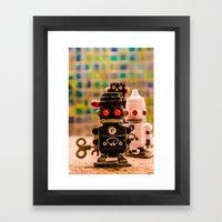 S&P Framed Art Print
