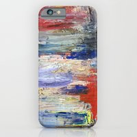 Untitled Abstract #5 iPhone 6 Slim Case