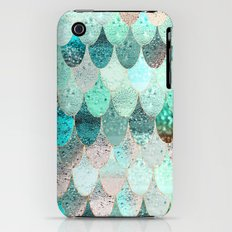 SUMMER MERMAID iPhone (3g, 3gs) Slim Case