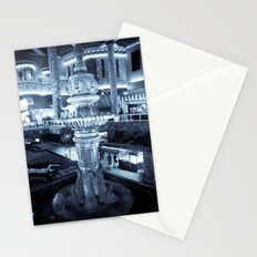 Twilight Fountain Stationery Cards