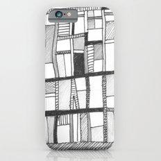 Lost Keys Cafe Slim Case iPhone 6s