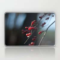 Winter Berries II Laptop & iPad Skin
