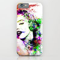 iPhone & iPod Case featuring Monroe. by David