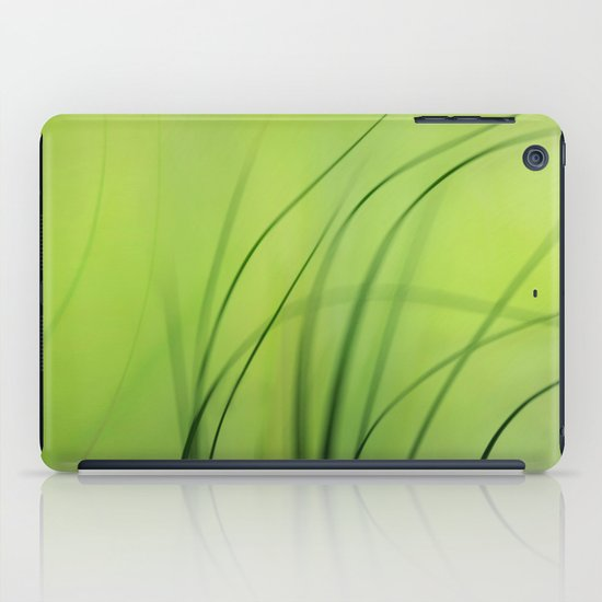Sway  (Grass) iPad Case