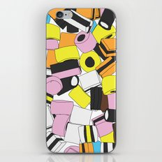 Lots of Liquorice Allsorts iPhone & iPod Skin