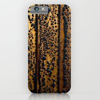iPhone & iPod Case featuring Infected by Alev Takil
