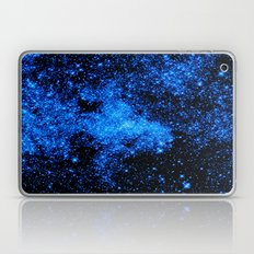 gALAXy Midnight Blue Stars Laptop & iPad Skin