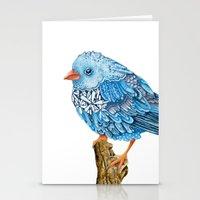 Flowerly Serene Sophia Stationery Cards