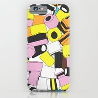 iPhone & iPod Case featuring Lots of Liquorice Allsorts by Martin Lucas