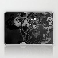 Deathly Bear Laptop & iPad Skin