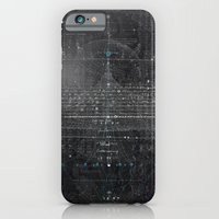 Numbers Diagram iPhone 6 Slim Case
