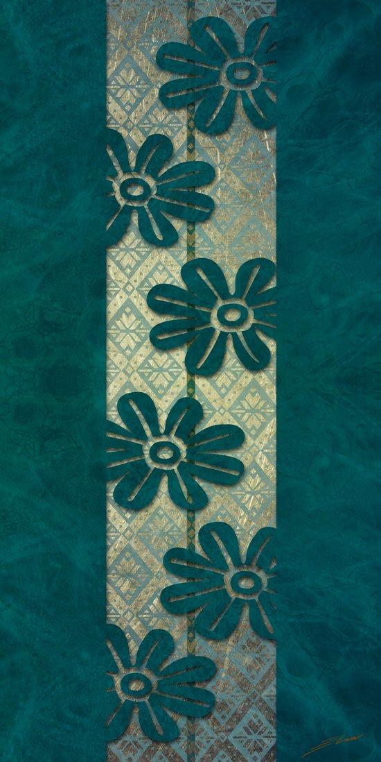 Paracas blooming Art Print