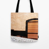 Hole In The Wall Tote Bag