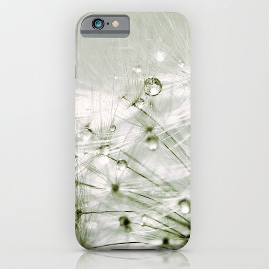 droplets iPhone & iPod Case