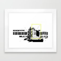 SCA Framed Art Print