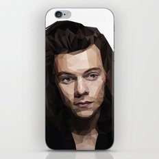 Harry Styles - One Direction iPhone & iPod Skin
