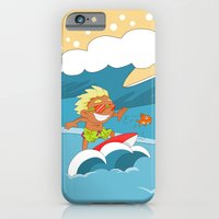Non Olympic Sports: Surfing iPhone 6 Slim Case