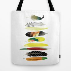 Shake Your Tail Feather Tote Bag
